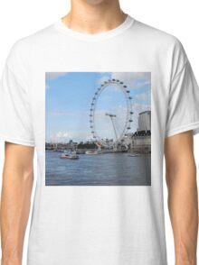 London - London Eye Classic T-Shirt