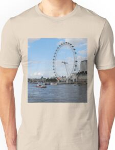 London - London Eye Unisex T-Shirt