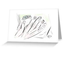 Grido - Rs Collections Greeting Card