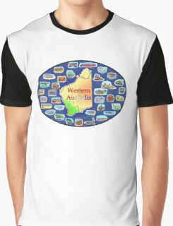 Western Australia Graphic T-Shirt