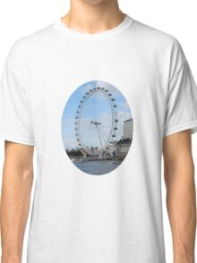 London - Eye in Britain Classic T-Shirt