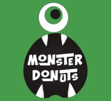 Monster Donut Baby Tee