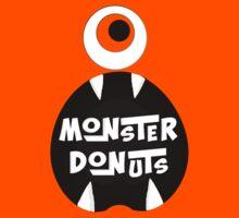 Monster Donut Kids Tee