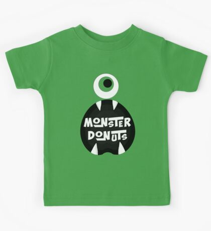 Monster Donut Kids Tee