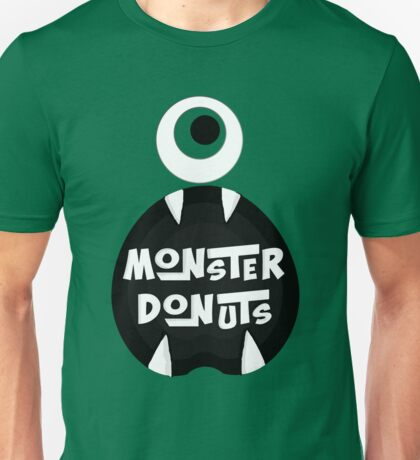 Monster Donut Unisex T-Shirt