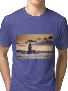 Maidens Tower Tri-blend T-Shirt