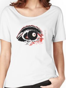 Eye Saturation  Women's Relaxed Fit T-Shirt