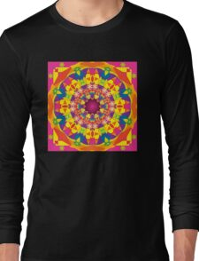 Pyrty Bloom Long Sleeve T-Shirt