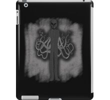Spooky Slender Man with Tentacles iPad Case/Skin