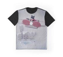 Christmas Ameowlia Graphic T-Shirt