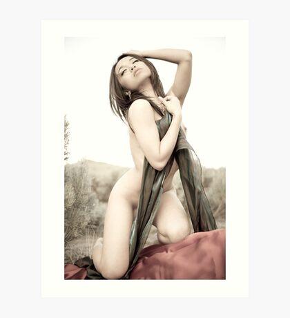 seduce you Art Print