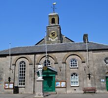Cowbridge Town Hall by Paula J James