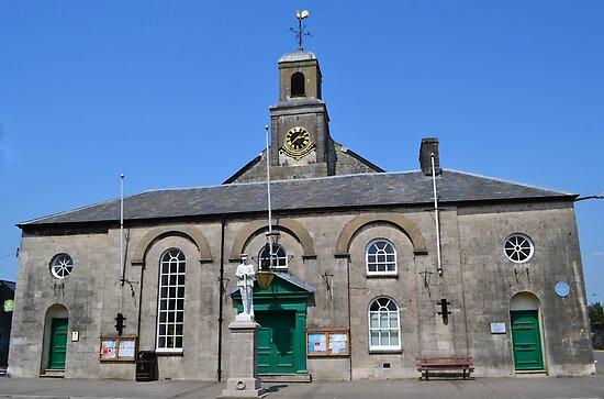 Cowbridge Town Hall by Paula J James