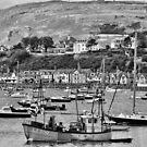 Conway Bay - B&W by Graham Taylor