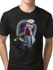 Time Madness Tri-blend T-Shirt