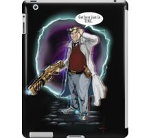 Time Madness iPad Case/Skin