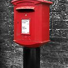 Kilburn Postbox by redown