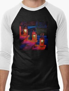 Lantern Luminence Men's Baseball ¾ T-Shirt