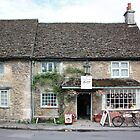 Lacock Bakery by Christopher Rafferty
