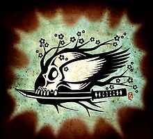 Samurai Spirit by Milton Thompson III