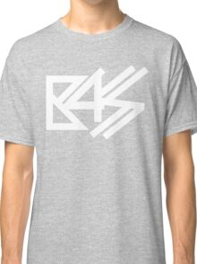 BASS (white)  Classic T-Shirt