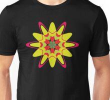 Starburst Shape 5 Unisex T-Shirt
