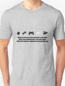 Particular Set of Gaming Skills T-Shirt