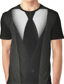 Men's Tuxedo Suit   Graphic T-Shirt