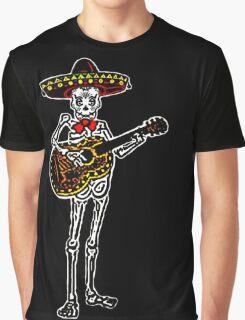 Untitled - Mariachi Graphic T-Shirt