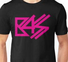 BASS (pink)  Unisex T-Shirt