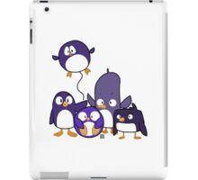 Penguin Parade iPad Case/Skin