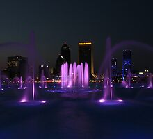 Colors of Jacksonville by Lori Deiter