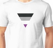 Asexual Pride Flag Unisex T-Shirt