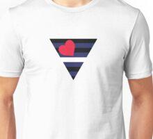 Leather Pride Flag Unisex T-Shirt