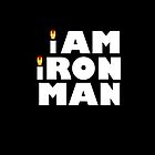 I am Iron Man by Tim Isaac