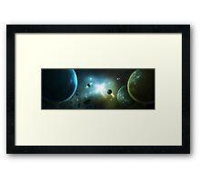 The Inner Realm Framed Print