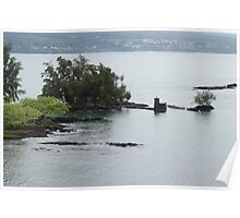Coconut Island, Hilo, Hawaii Poster