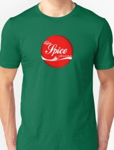 Spice (button/sticker) Unisex T-Shirt