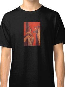 Pompeii, Villa of the Mysteries  Classic T-Shirt