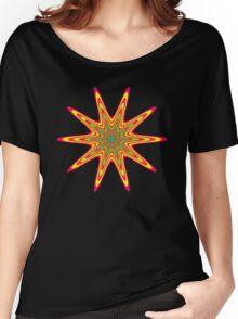 Starburst Shape 1 Women's Relaxed Fit T-Shirt