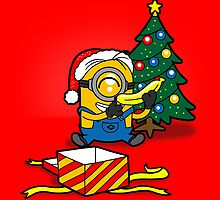 All iwant for christmas is a banana by boggsnicolas