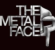 MF Doom - The Metal Face by berrymaster