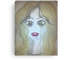 Doll Pieces 02 Canvas Print