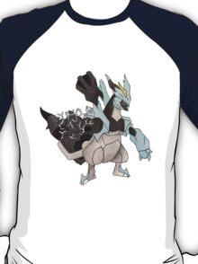 Black Kyurem Watercolour T-Shirt