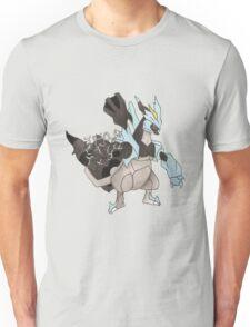 Black Kyurem Watercolour Unisex T-Shirt