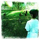 The Chicken Shepard by zamix