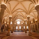 refectory. Alcobaça Monastery by terezadelpilar ~ art & architecture