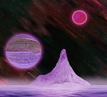 Ultra Purple by Piero