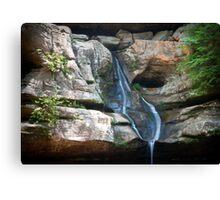 Cedar Falls, Hocking Hills State Park Canvas Print