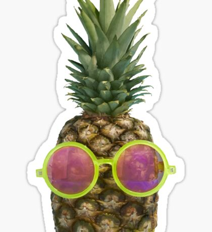 COOL PINEAPPLE Sticker